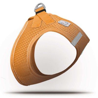 Curli Vest Geschirr Air-Mesh Orange