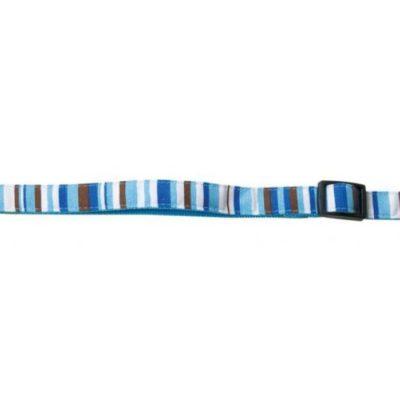 Halsband Nylon easy Sparta blau