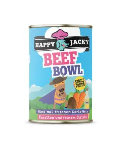 Happy Jacky Beef Bowl