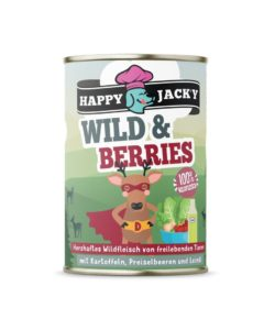 Happy Jacky Wild Berries